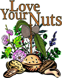Love Your Nuts Logo for Herb Spicy Glazed Nuts