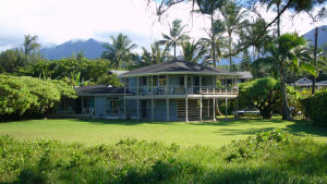 Beach Accommodations on Kauai, Hawaii